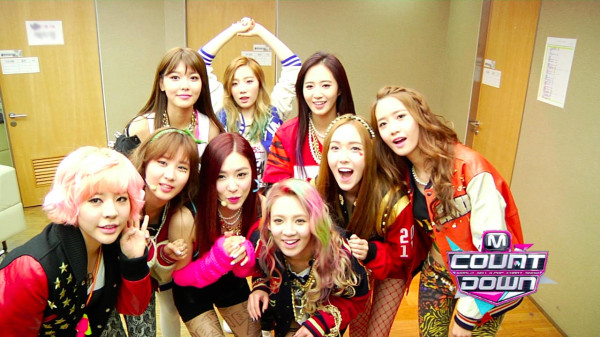 snsd i got a boy m countdown