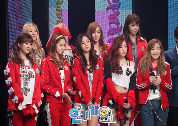 snsd inkigayo pictures (1)
