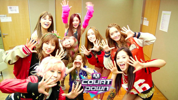 snsd mcountdown i got a boy