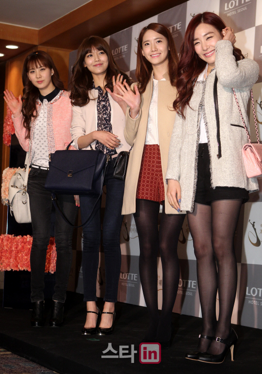 snsd members at wonder girls sunye wedding (102)