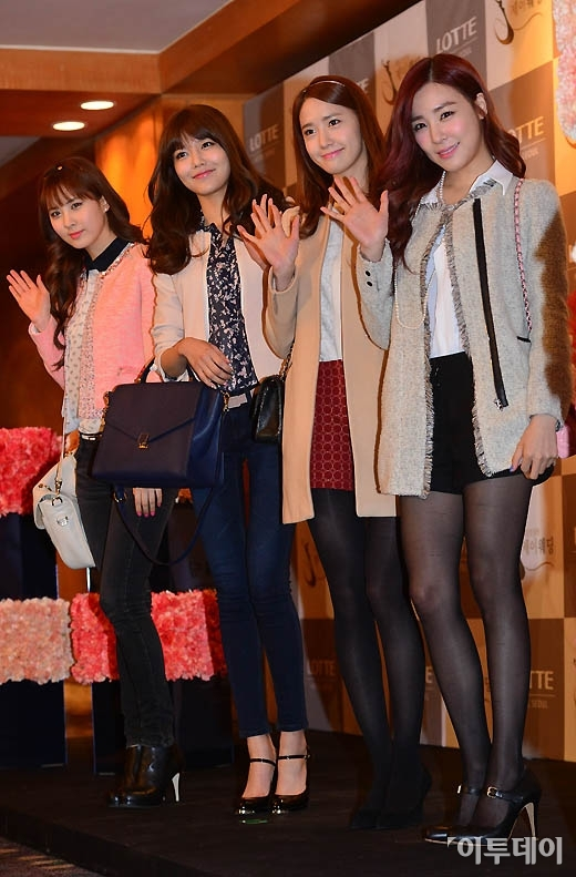 snsd members at wonder girls sunye wedding (44)