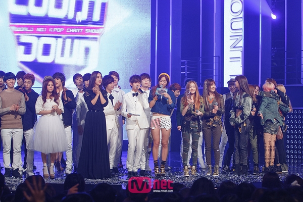 snsd mnet mcountdown pictures (10)