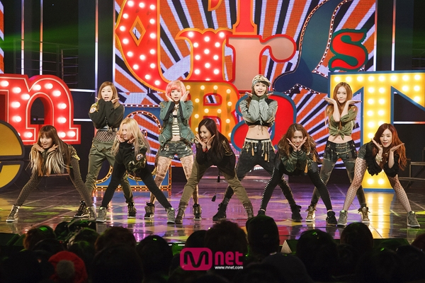 snsd mnet mcountdown pictures (1)
