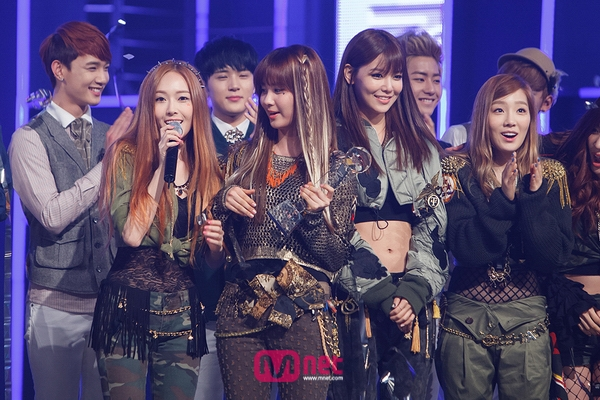 snsd mnet mcountdown pictures (11)