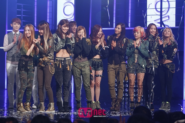 snsd mnet mcountdown pictures (12)