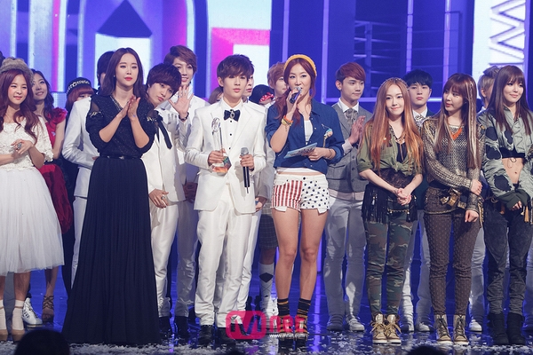 snsd mnet mcountdown pictures (13)