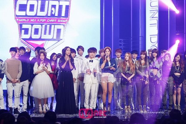 snsd mnet mcountdown pictures (14)