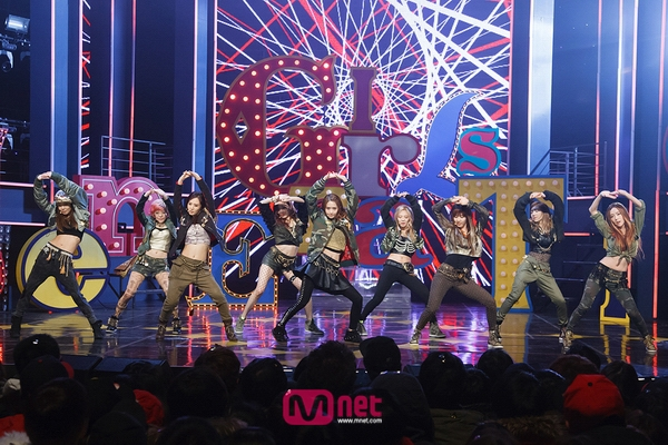 snsd mnet mcountdown pictures (2)
