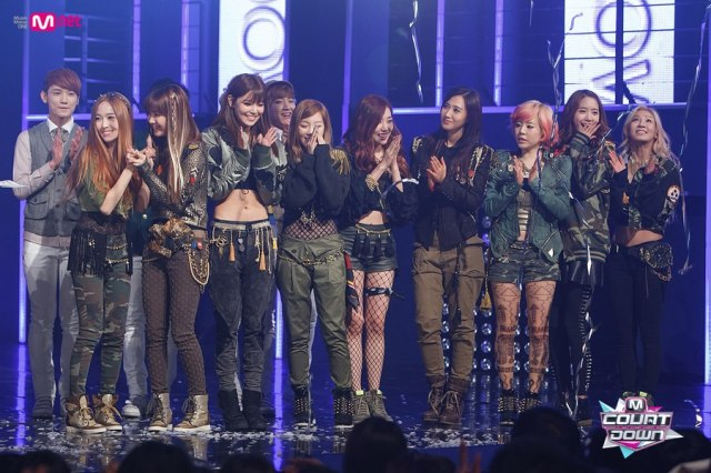snsd mnet mcountdown pictures (22)