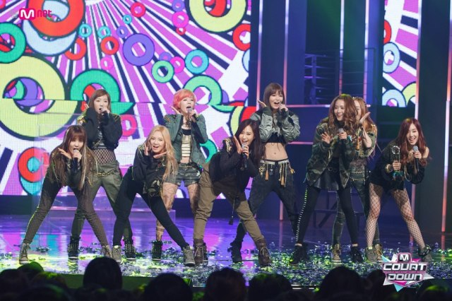 snsd mnet mcountdown pictures (24)
