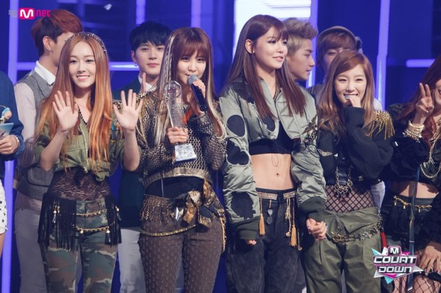 snsd mnet mcountdown pictures (25)