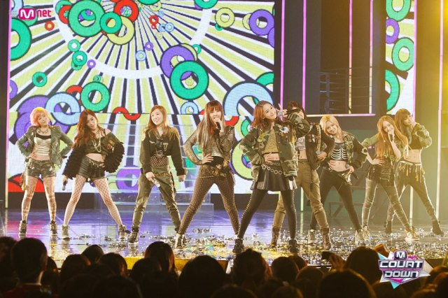 snsd mnet mcountdown pictures (28)
