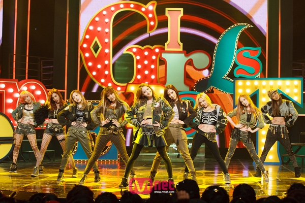 snsd mnet mcountdown pictures (3)