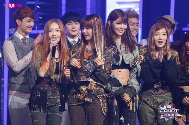 snsd mnet mcountdown pictures (30)