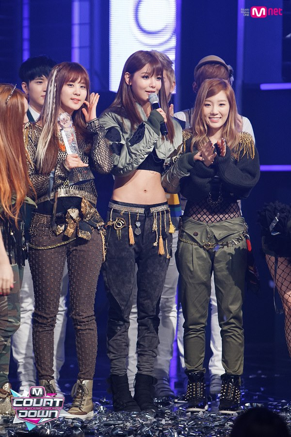snsd mnet mcountdown pictures (31)