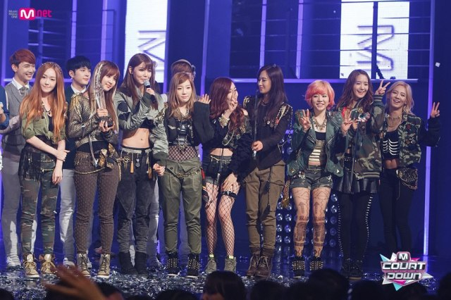 snsd mnet mcountdown pictures (34)