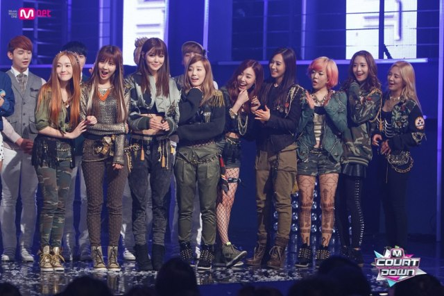 snsd mnet mcountdown pictures (35)