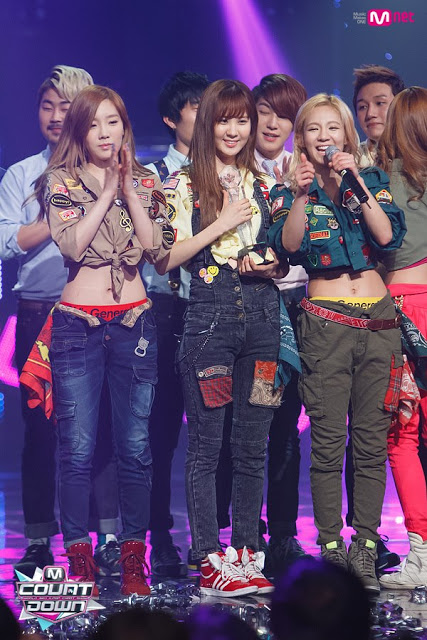 snsd mnet mcountdown pictures (8)